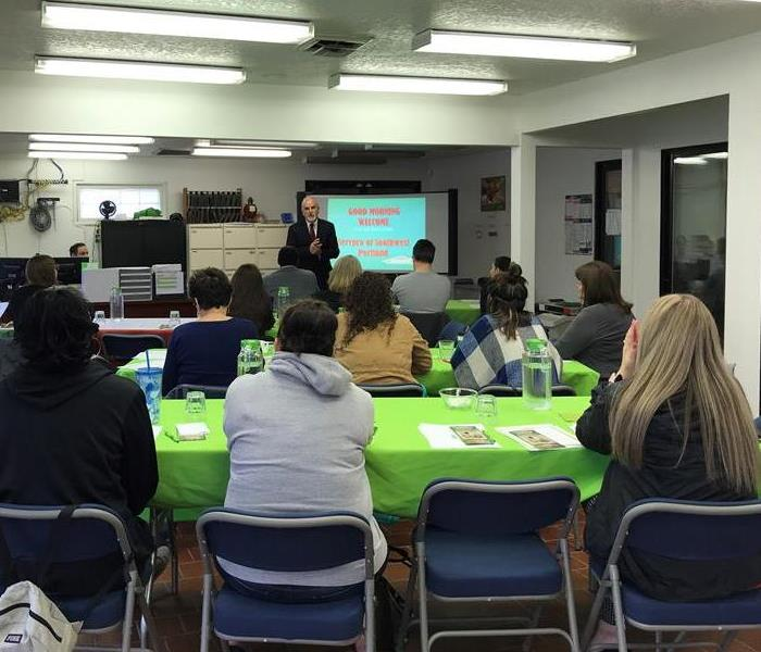 Why SERVPRO CE Classes