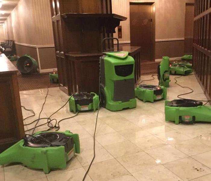 Water Damage When Water Damages Occur
